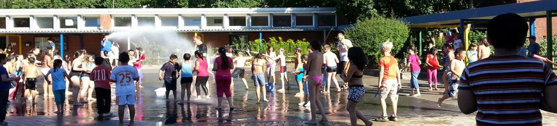 Wasserschlacht August 2013