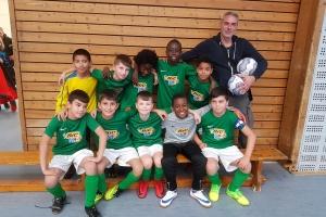 Hamburger Grundschulmeisterschaften im Futsal 2018