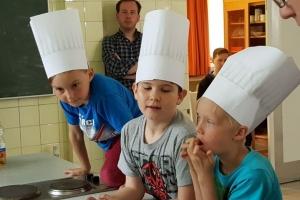 30. Jungentag – Kinderkochen