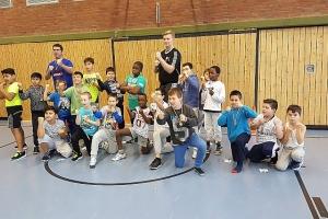 32. Jungentag mit dem Karate-Weltmeister